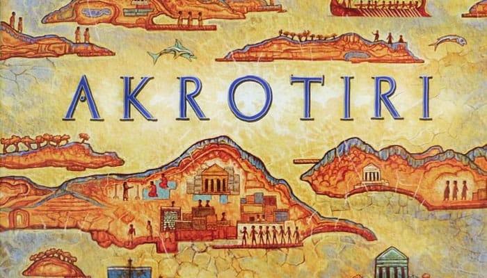 Reglas del juego Akrotiri