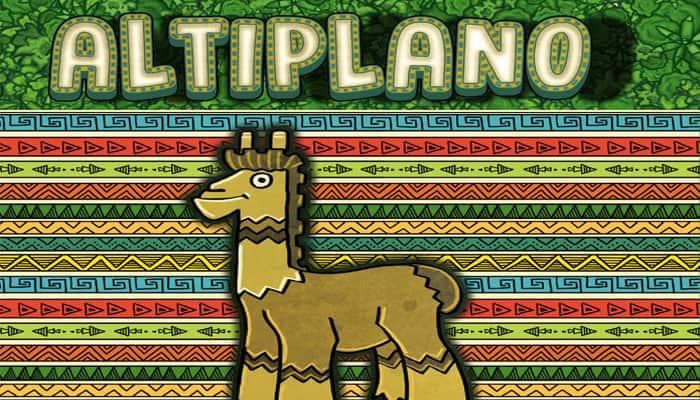 Reglas del juego Altiplano