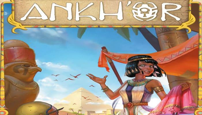 Reglas del juego Ankh'or