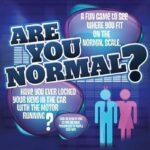 ¿Eres normal? Reglas del juego