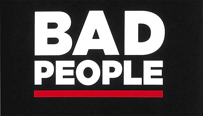 Reglas del juego Bad People