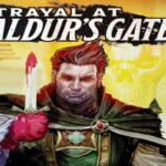 Traición en las reglas del juego Baldur's Gate