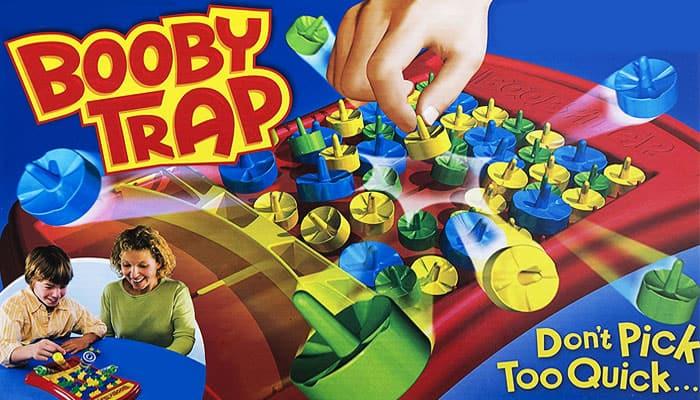 Reglas del juego Booby-Trap
