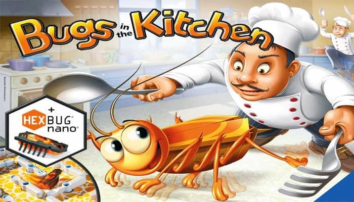 Errores en las reglas del juego de cocina