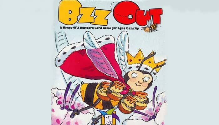 Reglas del juego Bzz Out