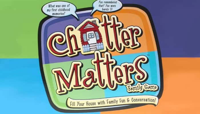 Reglas del juego Chatter Matters