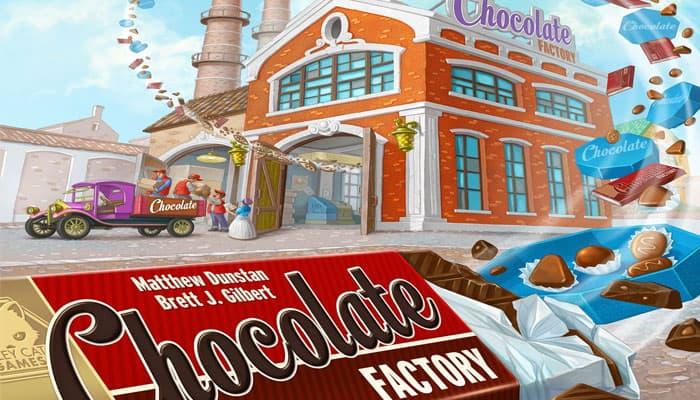 Reglas del juego de la fábrica de chocolate