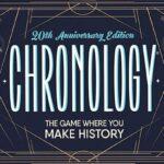 Reglas del juego de cronología