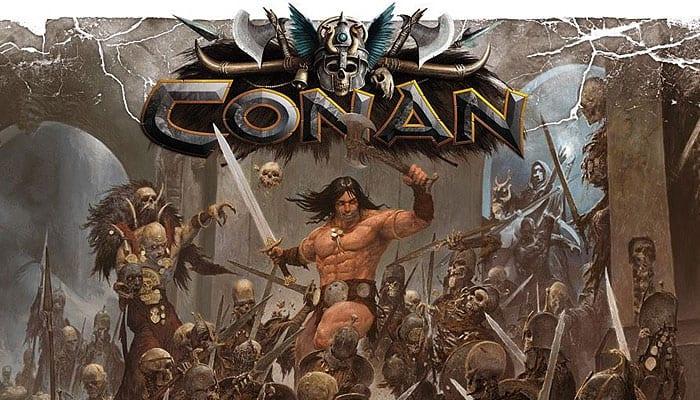 Reglas del juego de Conan