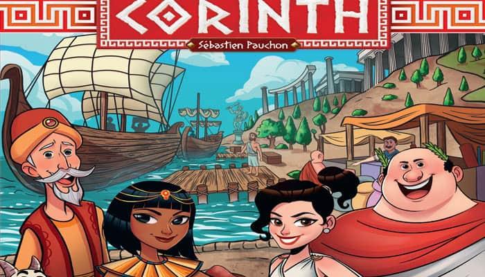 Reglas del juego Corinth