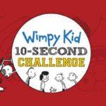 Reglas del juego de desafío de 10 segundos de Diario de un niño Wimpy