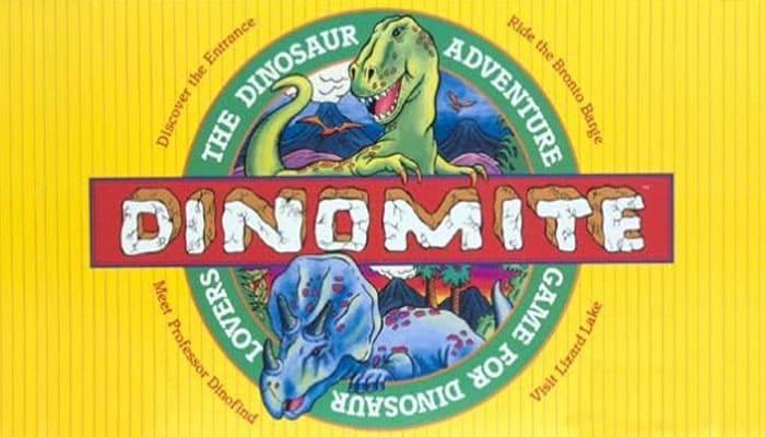 Reglas del juego Dinomite