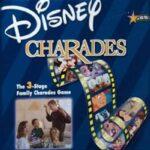 Reglas del juego Disney Charades