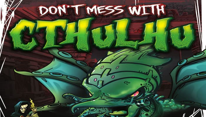 No te metas con las reglas del juego de Cthulhu