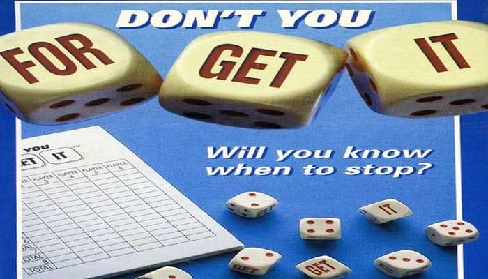 No lo olvides Reglas del juego