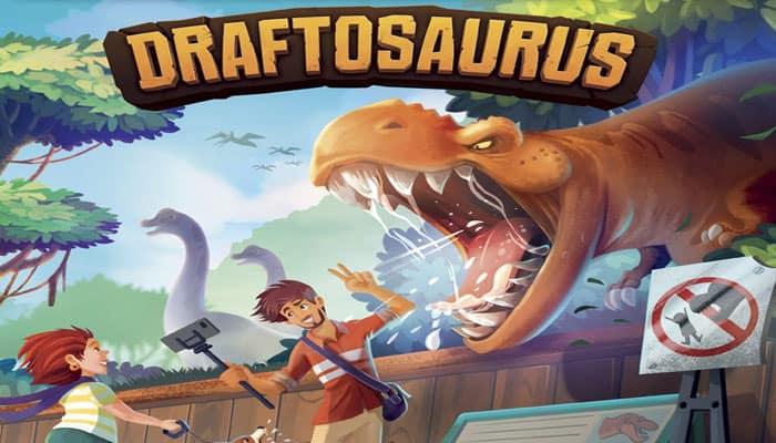 Reglas del juego Draftosaurus
