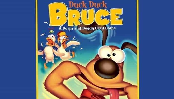 Reglas del juego Duck, Duck, Bruce