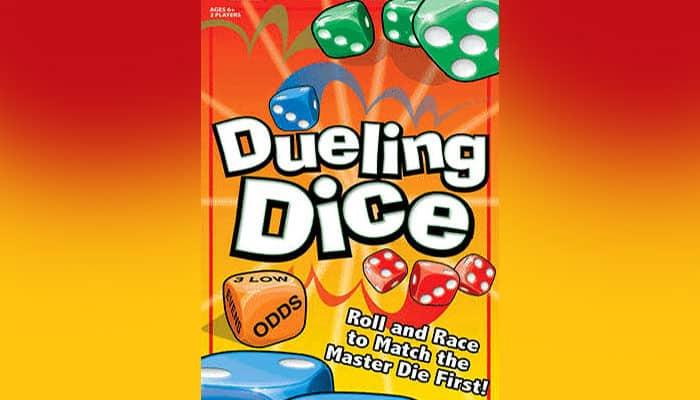 Reglas del juego de Dueling Dice
