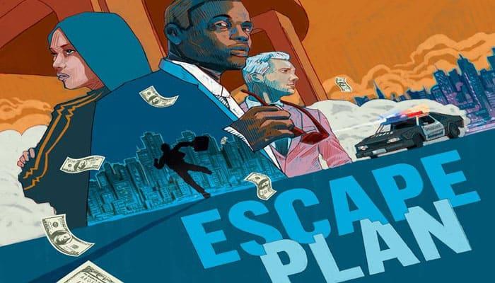 Reglas del juego del plan de escape