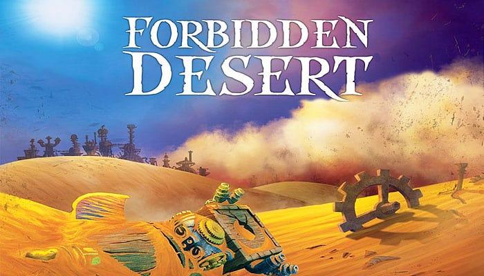 Reglas del juego del desierto prohibido