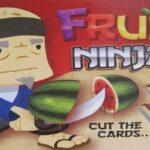 Reglas del juego de cartas Fruit Ninja