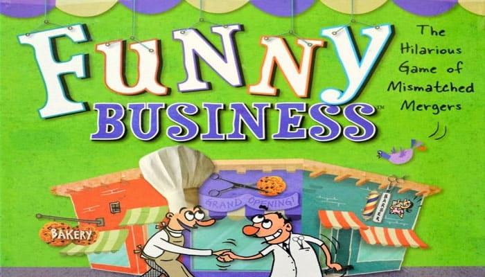 Reglas divertidas del juego de negocios