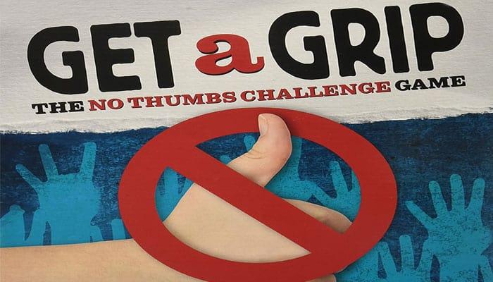 Reglas del juego Get a Grip