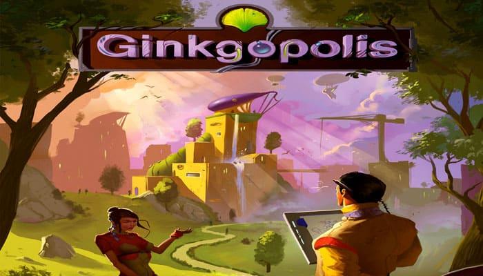 Reglas del juego de Ginkgopolis