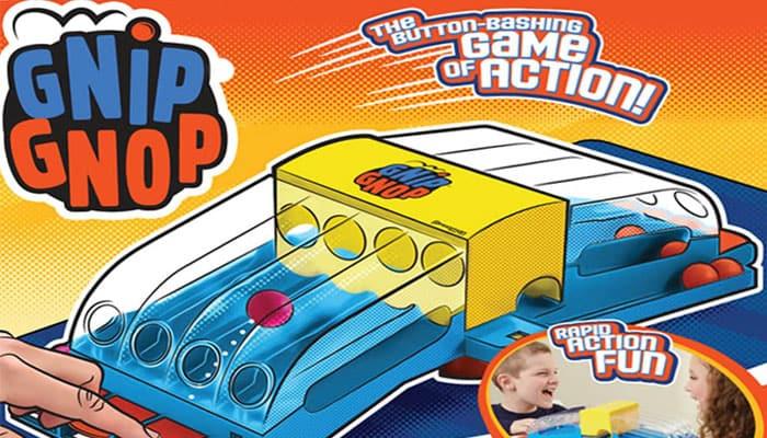 Reglas del juego Gnip Gnop
