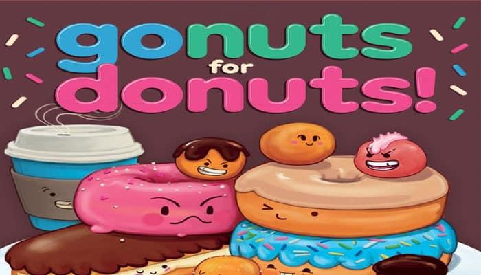 Reglas del juego Go Nuts for Donuts