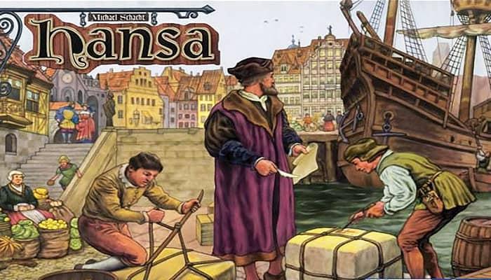 Reglas del juego de Hansa