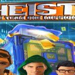 Heist: Un equipo, reglas del juego de una misión