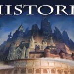 Reglas del juego Historia