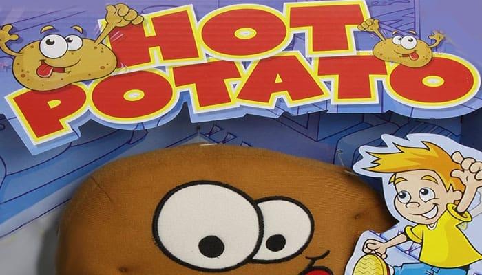 Reglas del juego Hot Potato