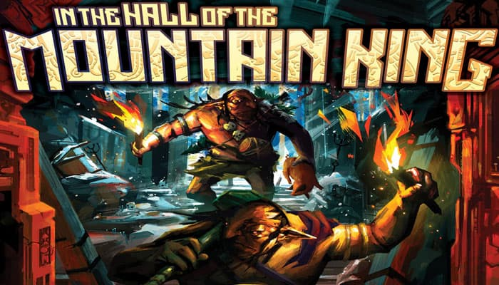 En las reglas del juego Hall of the Mountain King
