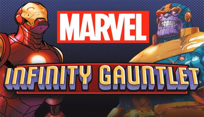 Reglas del juego Infinity Gauntlet