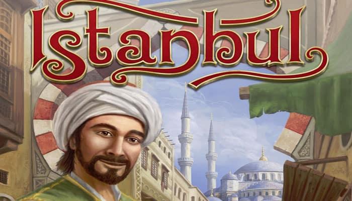 Reglas del juego de Estambul