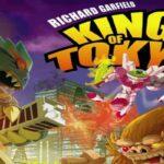 Reglas del juego King of Tokyo