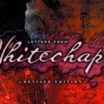 Cartas de las reglas del juego de Whitechapel