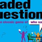Reglas del juego de preguntas cargadas