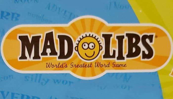 Reglas del juego Mad Libs