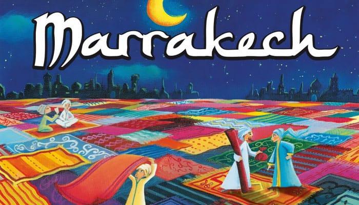 Reglas del juego de Marrakech