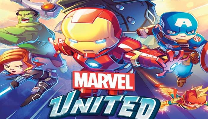 Reglas del juego Marvel United