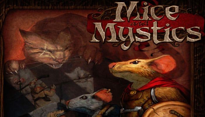 Reglas del juego de ratones y místicos