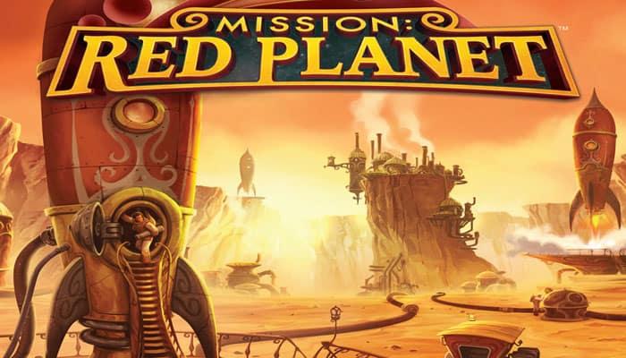 Misión: Reglas del juego Planeta Rojo