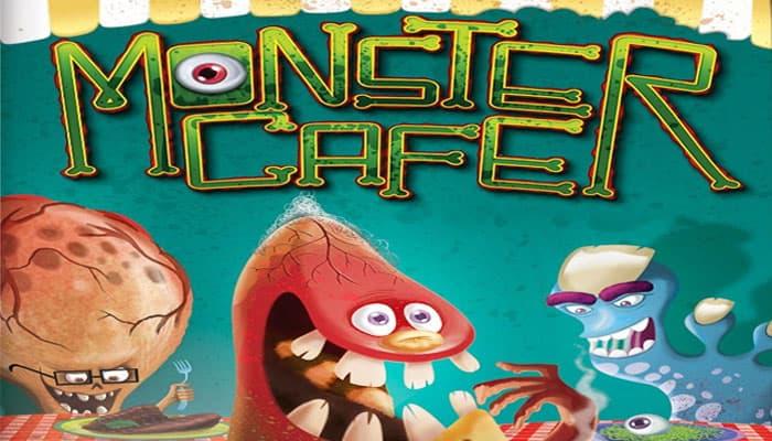 Reglas del juego Monster Café