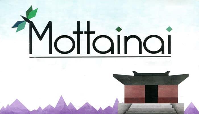 Reglas del juego Mottainai