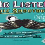Reglas del juego de disparos de preguntas de Mr Lister