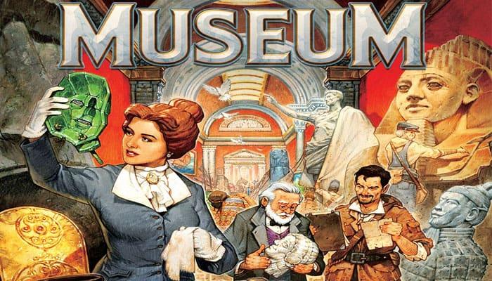Reglas del juego del museo