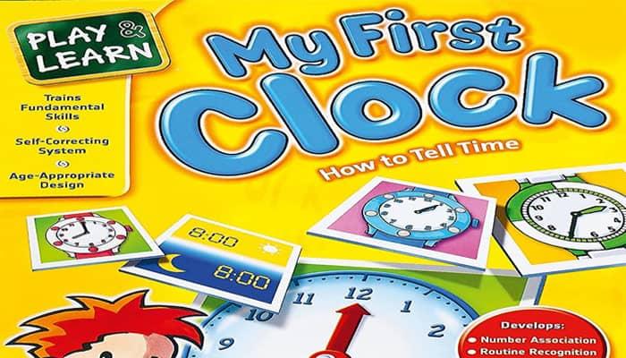 Reglas de mi primer juego de reloj